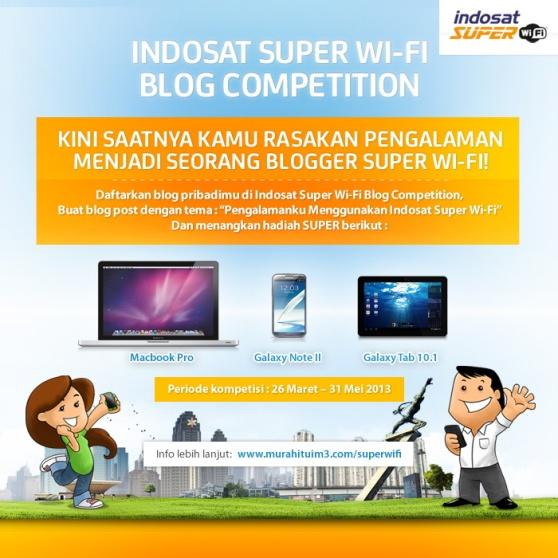 Viral Image Indosat Super WiFi diperpanjang