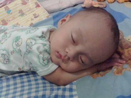 Enrico Maheswara Souissa 4 months