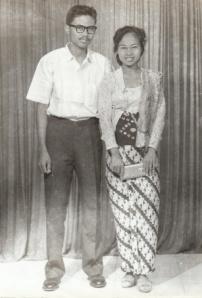 Pa and Ma, 1 tahun pernikahan