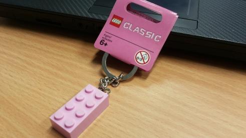 Lego Classic Keychain