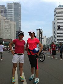 The first 10K Done! with Onni