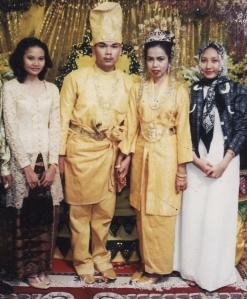 aku, bang herry, poppy, evrie pernikahan poppy, 2000